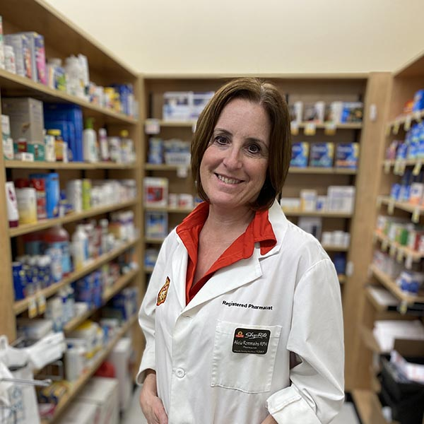 Alicia Rommeihs - Pharmacy Manager