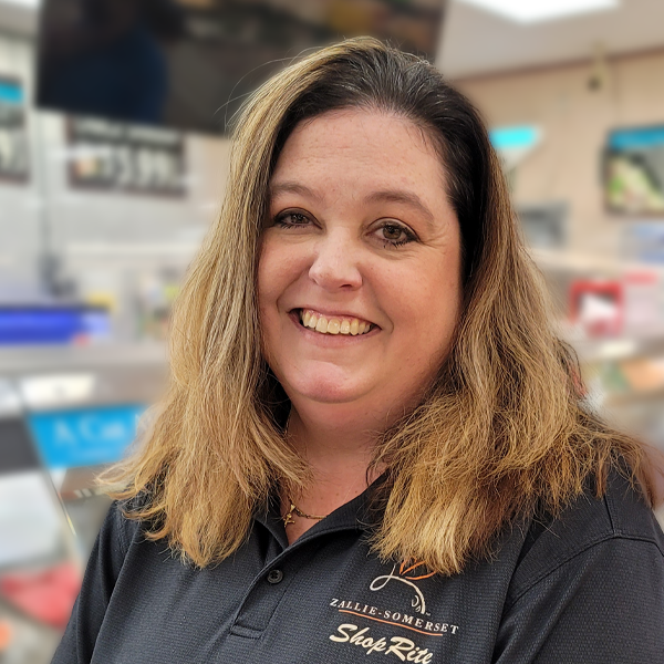 Amy LoRusso - Seafood Manager