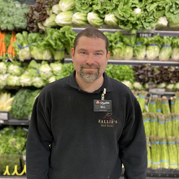 Bill Fries - Produce Manager