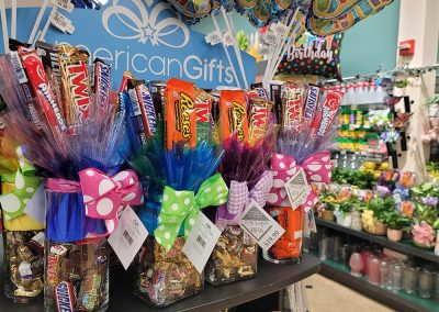 Candy Basket Gifts