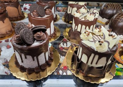 Chocolate Specialty Cakes
