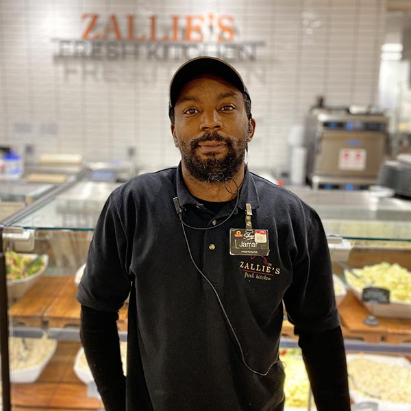 Jamar White - Prepared Foods Manager