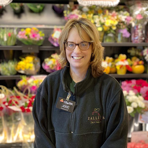 Jodi Lattiere - Floral Manager
