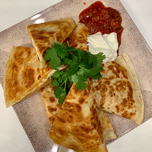 Kids Quesadillas