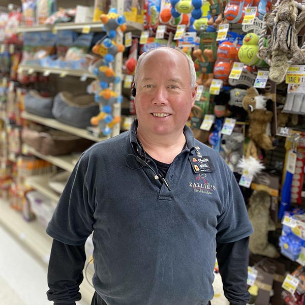 Mike Mahony - NonFoods Manager
