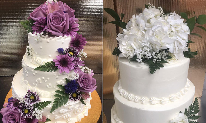 Multi-Tier Wedding Cakes